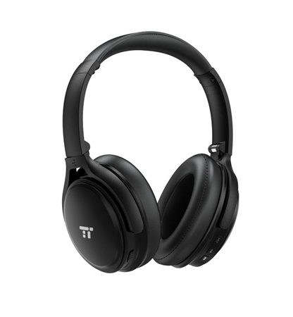 Picture of TaoTronics TT-BH22 Active Noise Cancelling Bluetooth Over Ear Headphones
