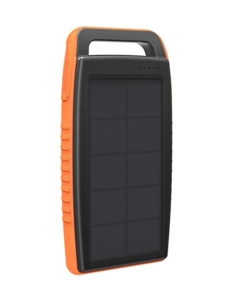 Picture of RAVPower 15000mAh 2x USB IP66 Solar Power Bank