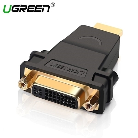 Picture of UGREEN HDMI Male to DVI (24+5) Female Adapter