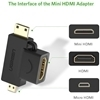 Picture of UGREEN Micro HDMI+Mini HDMI Male to HDMI Female Adapter