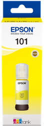 Picture of Epson 101 EcoTank Yellow Ink Bottle 70ml