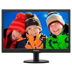 Picture of Philips 193V5LSB2 18.5-inch HD LED Monitor