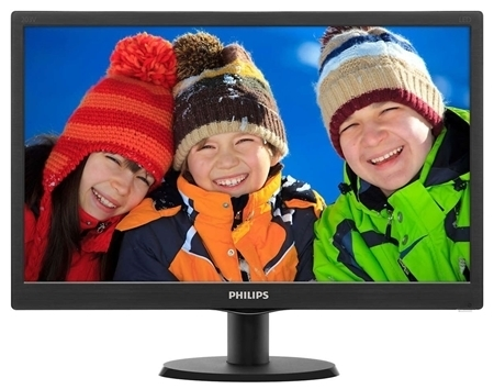 Picture of Philips 203V5LH 19.5-inch HD VGA HDMI LED Monitor