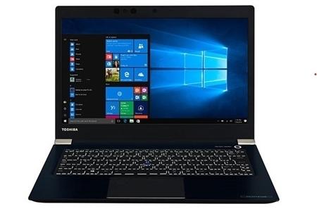 """Picture of Toshiba Portégé X30-D i5-7200U 8GB 256GB SSD 13.3"""" Win8Pro(Win10Pro)"""