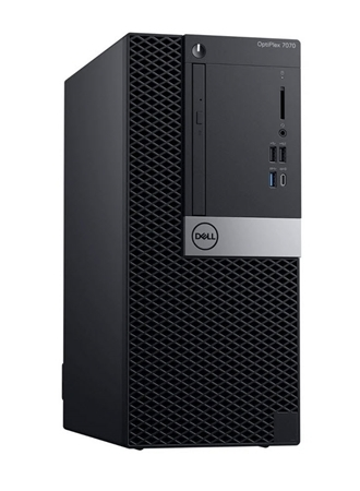 Picture of Dell Tower 7040 i7-6700 16GB 512GB SSD Win10Pro
