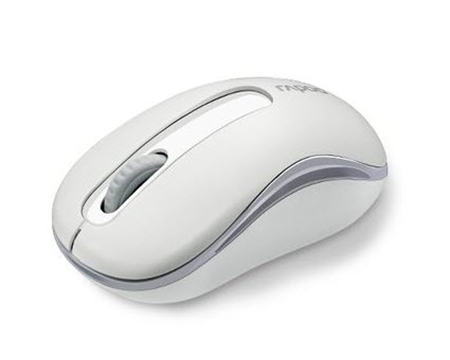 Picture of Rapoo M10 Plus Wireless Optical Mouse (White)