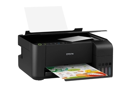 Picture of Epson Ecotank L3150 3-in-1 Wi-Fi Printer