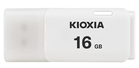 Picture of Kioxia 16GB USB2.0 Flash Drive White