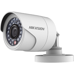 Picture of Hikvision 720P Fixed Bullet AHD Camera 1MP 20M IR 2.8MM Lens