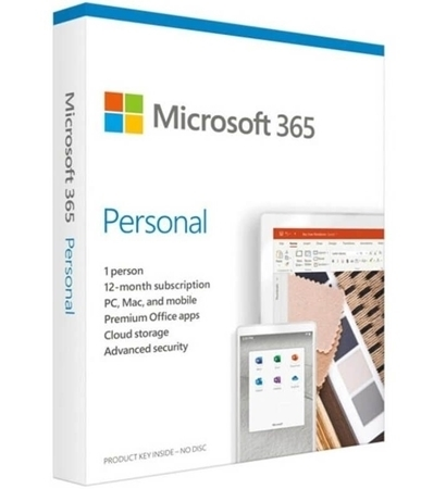 Picture of Office 365 Personal (1 Year Subscription)