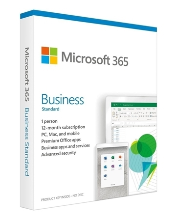 Picture of Microsoft Office 365 Business Standard (1 Year Subscription)
