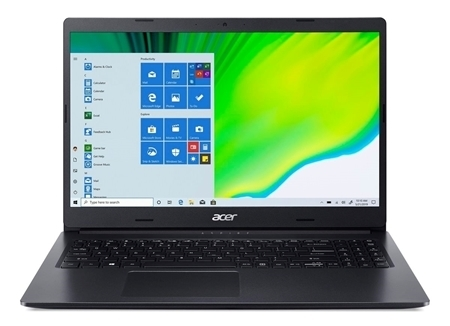 Picture of Acer Aspire A315 N4000 4GB 500GB 15.6HD Win10Home