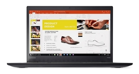 Picture of Thinkpad T470s i7-7600U 20GB 256GB SSD 14FHD Touch Win10Pro